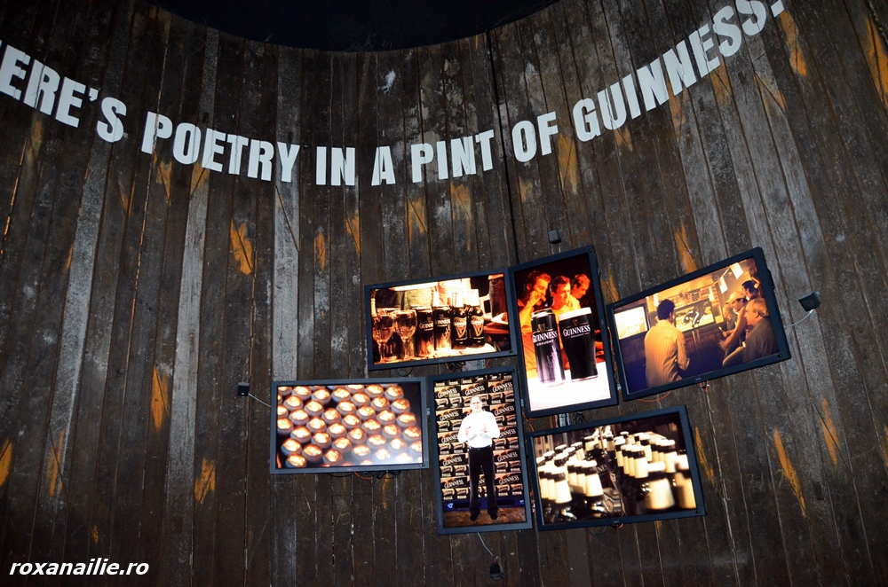 There's poetry in a pint of Guinness