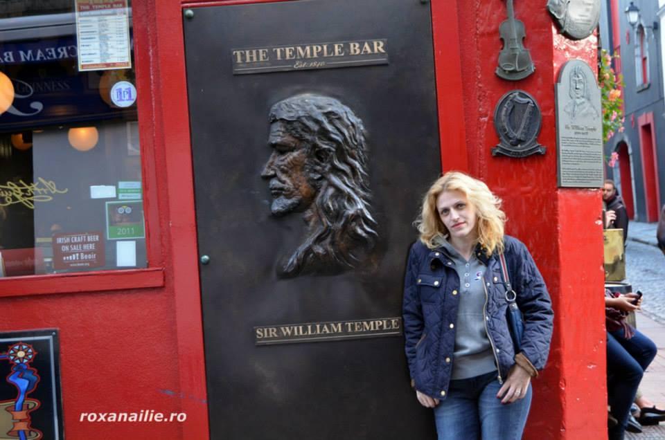 În Temple Bar, regatul pub-urilor și bunei dispoziții