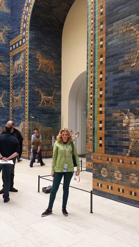 Poarta Ishtar, o splendoare… negermanică într-un muzeu german