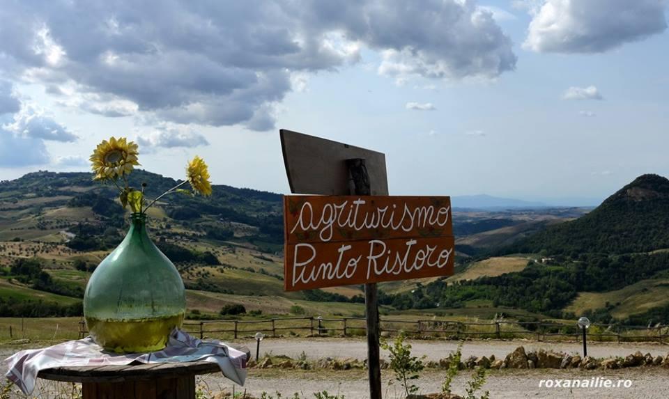 Agroturismul idilic Toscanei