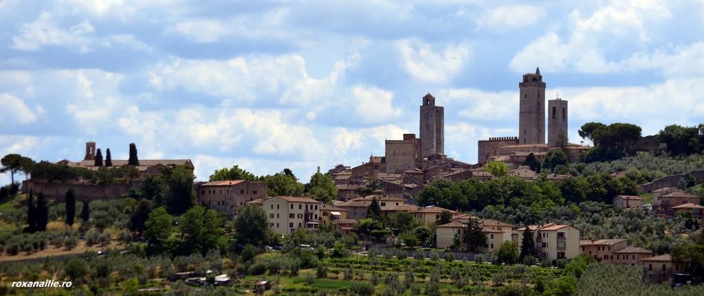 San Gimignano, Manhattan-ul Renasterii, turnurile mele de suflet