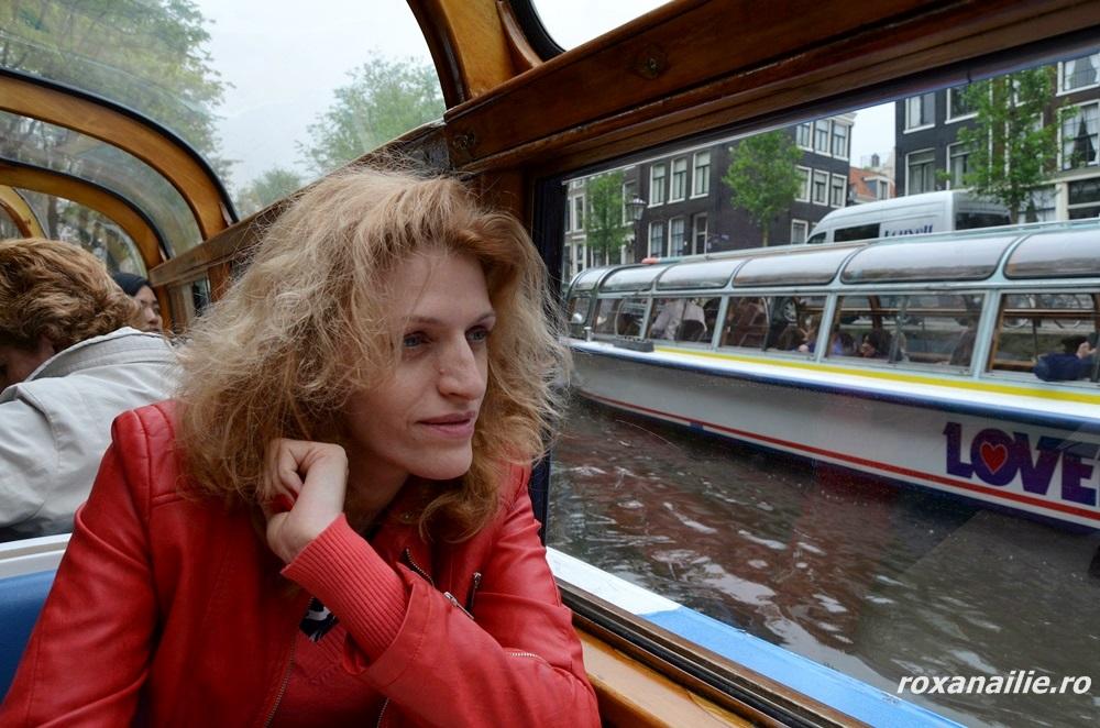 Pe canalele iubirii mele eterne: Amsterdam