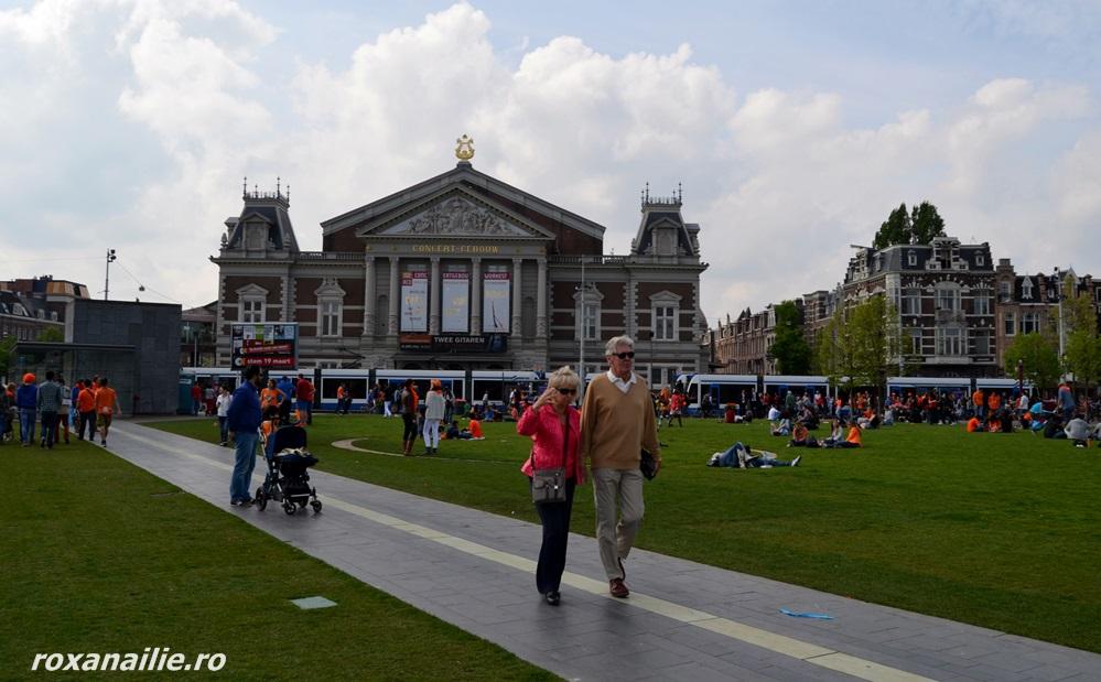Concertgebouw și o Zi a Regelui pentru toate vârstele