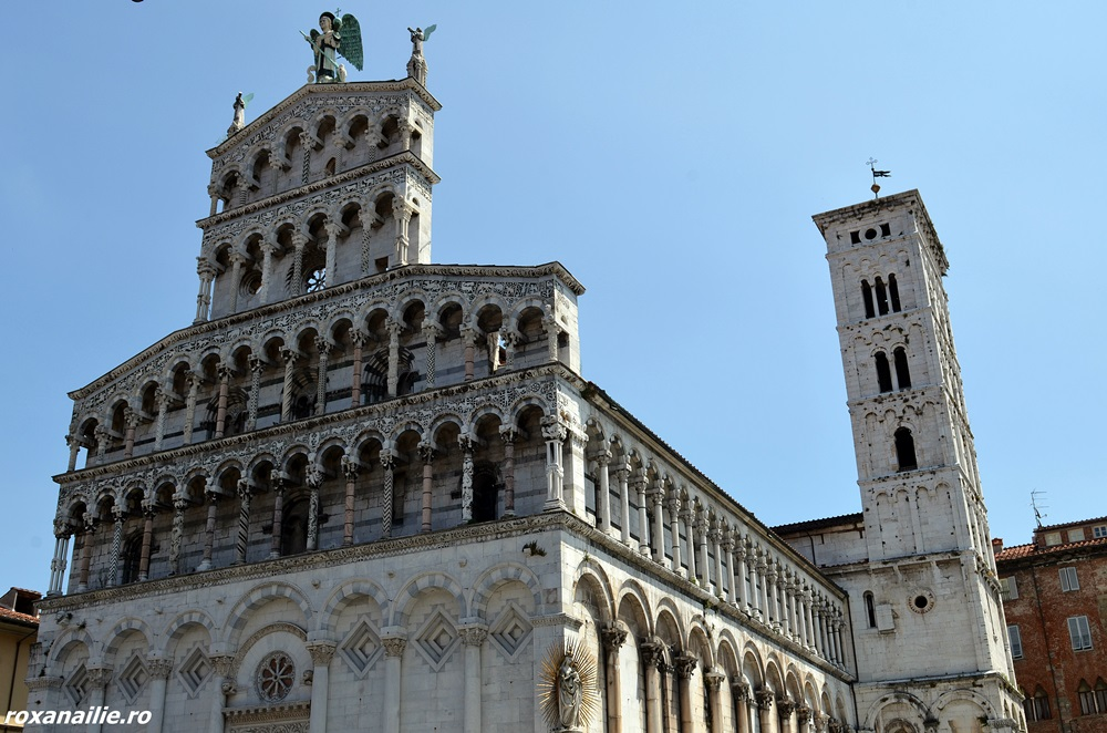 Biserica San Michele in Foro din Lucca