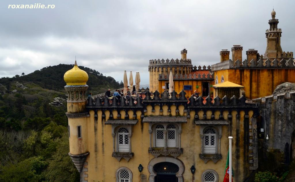 Pena – un castel fantezist