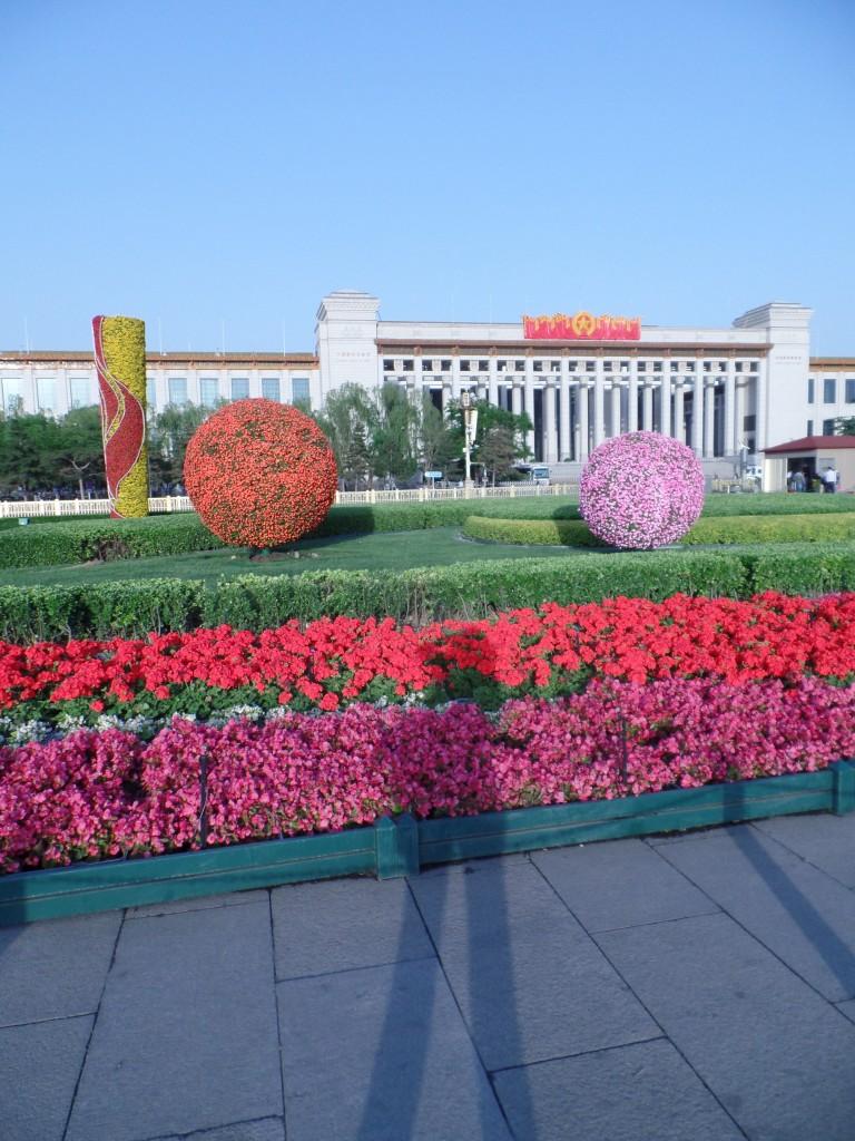 Culori in Tiananmen
