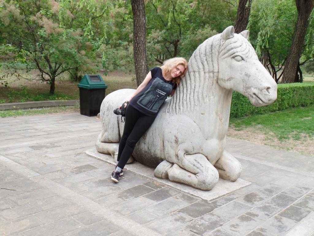 Cu calul meu pe Calea spiritelor
