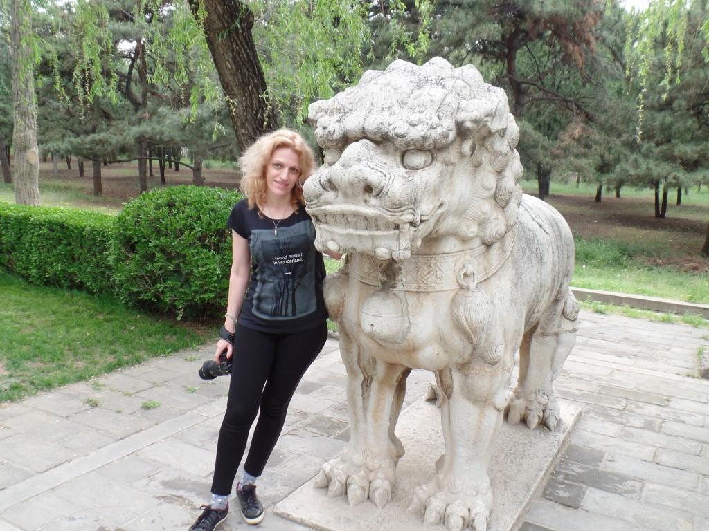 Leu si leoaica pe Calea spiritelor