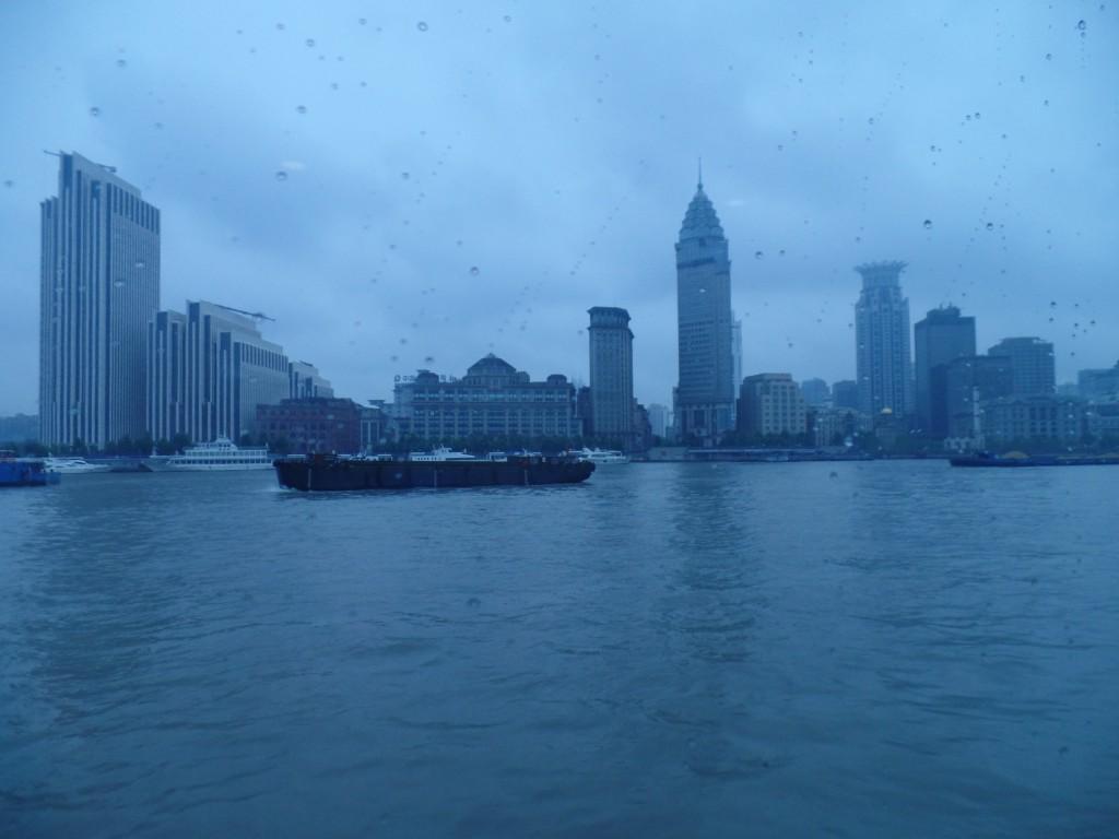 Shanghai albastru. Croaziera uda :)