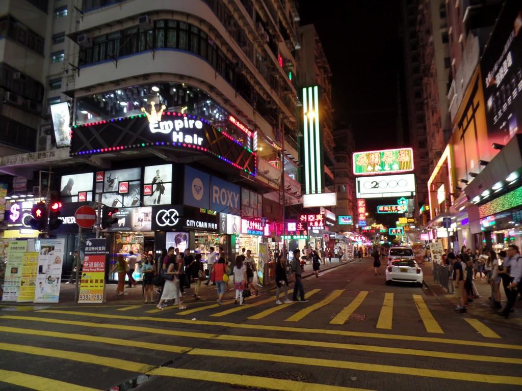 Hong Kong frematand seara la 10
