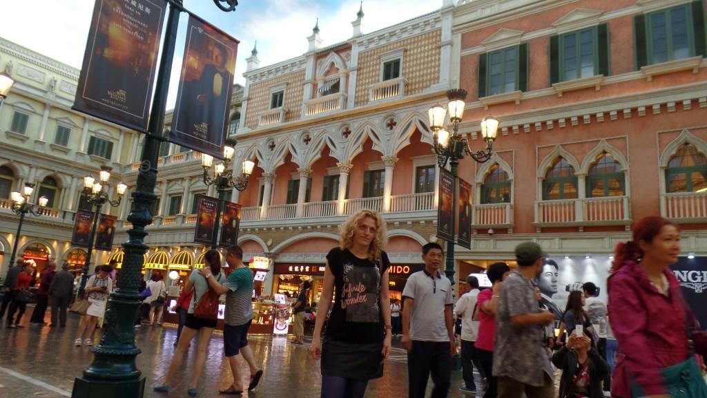 Veneţia din Macau?