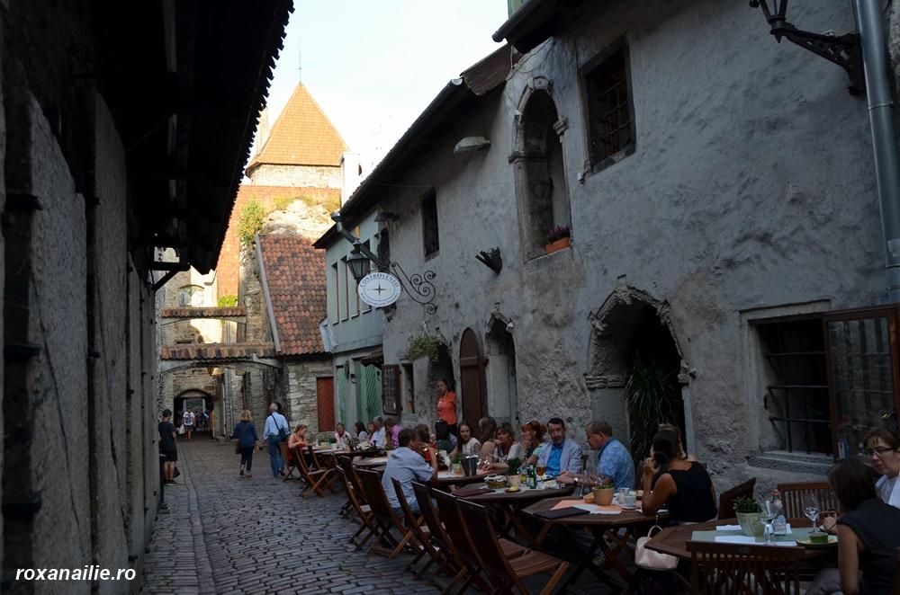 Un prânz medieval înt-un Tallinn de poveste cavalerească