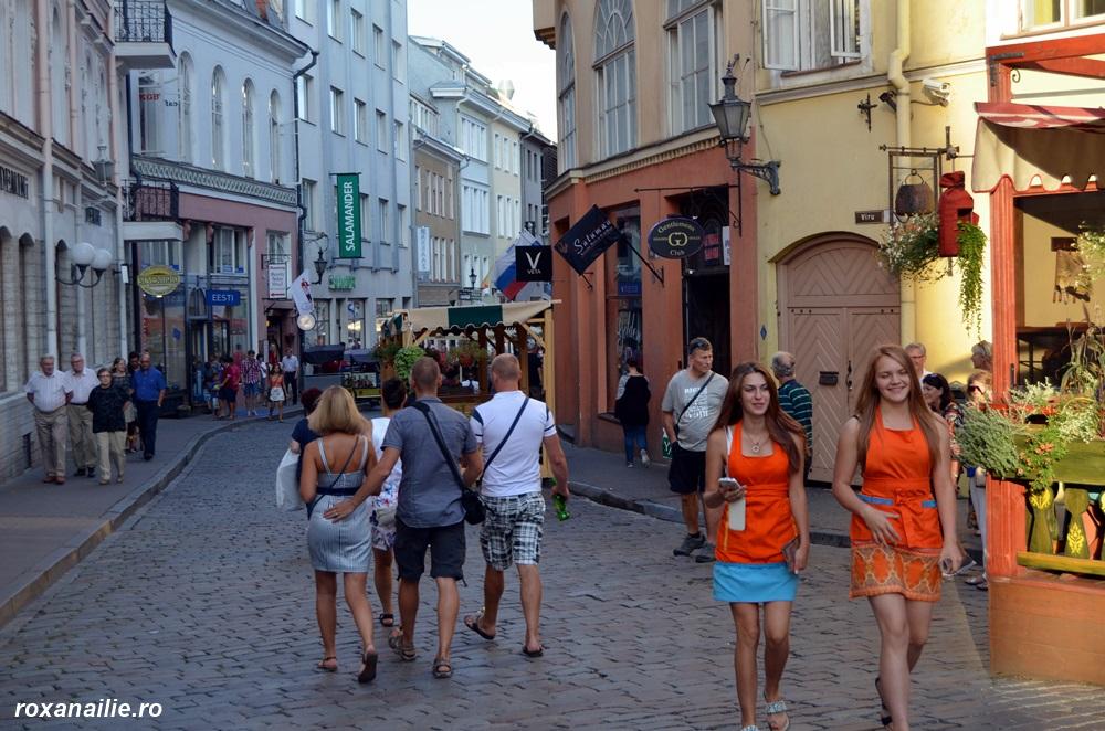 Tallinn, un oraș tânăr și viu