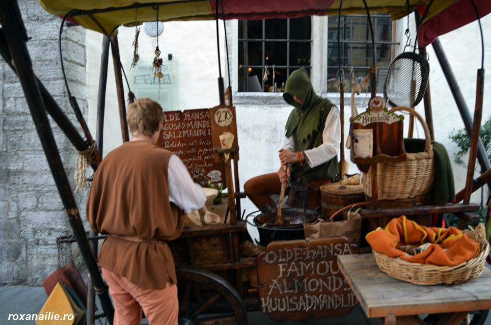 O gustare medievală?