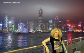 Da! M-am îndrăgostit! Și ziua și noaptea. De Hong Kong!