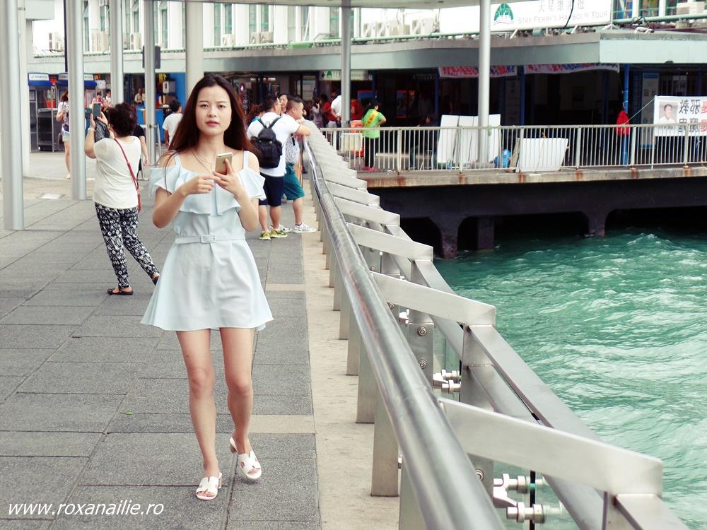 Dacă eu nu v-am convins, poate vă convinge ea... că Hong Kong-ul este memorabil :)