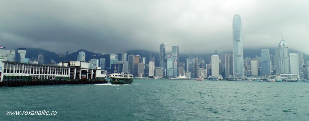 Chiar și în furtună, Hong Kong te ademenește cu atracțiile sale de metal și sticlă