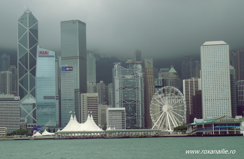 Hong Kong. Forme și înălțimi la alegere.