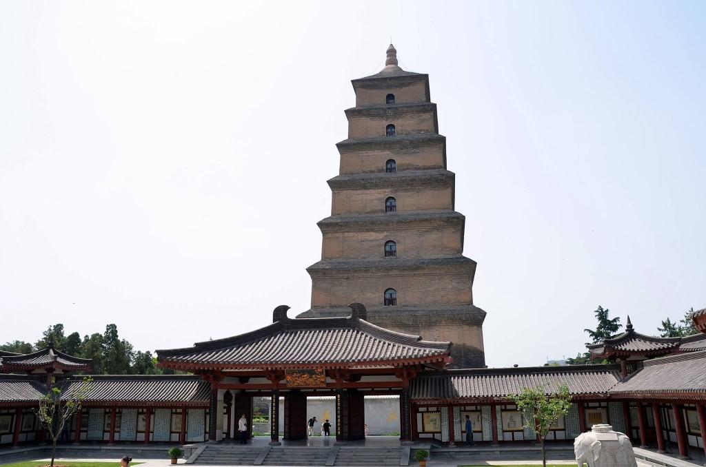 Pagod gâștei din Xi'an, o incursiune absolut remarcabilă în istoria și viața lui Budha