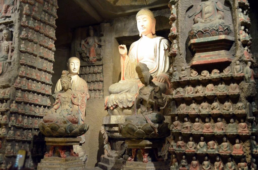 Muzeul de istorie din Xian, o adevărată incursiune pe drumul istoric al mătăsii