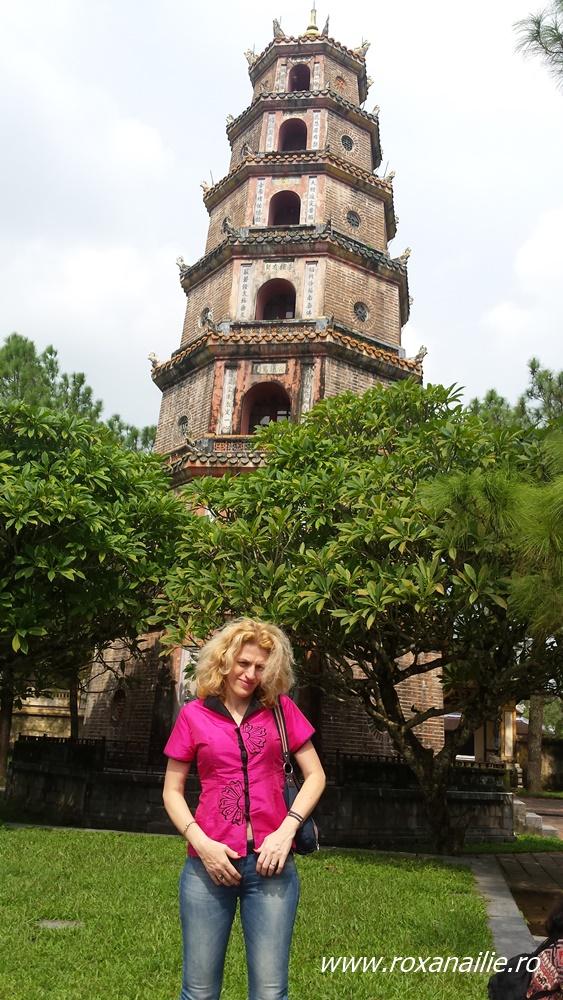 Pagoda Thiên Mụ, abia intră în imagine :)