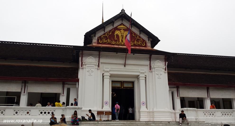 Poftiți a Palatul Regal din Luang Prabang