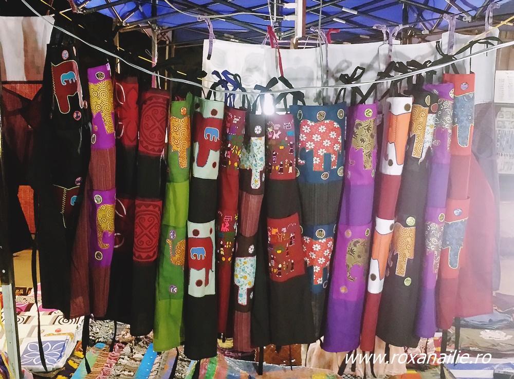 Culori. Texturi. Luang Prabang