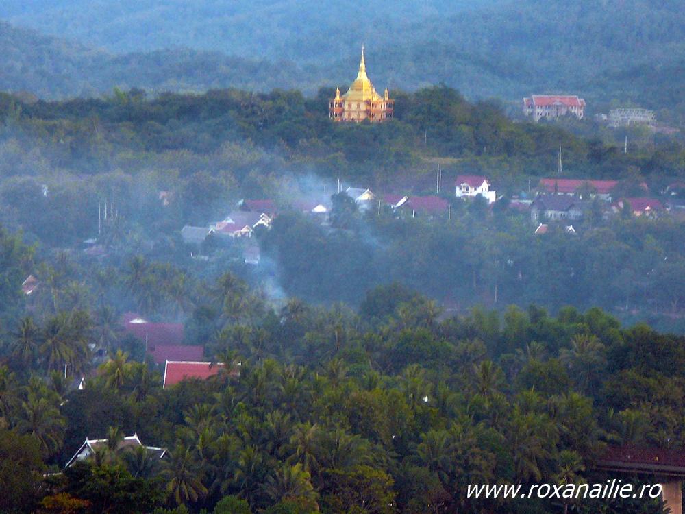 Luang Prabang la apus